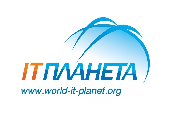 IT-Planeta logo white